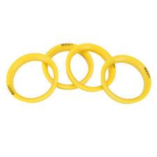 (4) ABS Plastic Hub Centric Wheel Spacer 66.6mm (Wheel) 57.1mm (Hub) Center