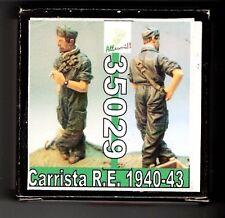 ALLARMI!! by ITALIAN KITS 35029 - CARRISTA R.E. 1940-43 - 1/35 RESIN KIT