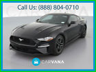 2020 Ford Mustang EcoBoost Coupe 2D Power Steering Head Curtain Air Bags Perimeter Alarm System Alloy Wheels Power