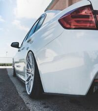 BMW F30 F31 F32 Side Skirt & Rear Bumper Extension Splitters