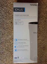 Idylis 2-Speed Hepa & Carbon Filtration Clean Air Purifier 35-sq ft NIB