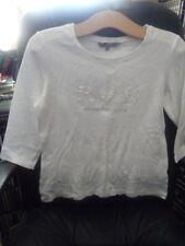 A New White T Shirt by John Rocha Size Petite 14