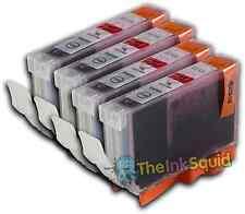 4 Magenta CLI526 Cartuchos de tinta para Canon Pixma MG8120 MG8150 MG8170 MG8220