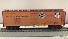Crown Model Products S Scale Pacific Fruit Express (SR-5000) Car 60603 in OB