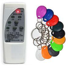 4 Frequency RFID Copier/ Duplicator/ Cloner ID EM Reader Writer+10x EM4305 Tags
