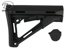 CALCIO SOFTAIR CTR MOE NERO SERIE M4 M733 -BD 0159 AIRSOFT TACTICAL STOCK