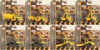 "Maisto - Volvo 3"" Construction Die-Cast Vehicles Set 8pcs (BBMA15364SET)"