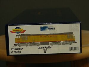 Athearn Genesis G4107 U50 Union Pacific #32 DCC w/Tsunami - New In Box!