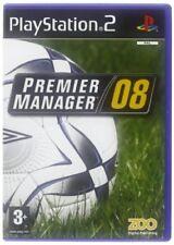 Zushi Games Ltd Premier Manager 08 (ps2) - Edizione Regno Unito