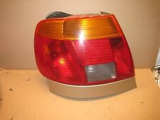 96 97 98 99 00 01 AUDI A4 DRIVER LEFT TAILLIGHT TAIL LIGHT LAMP