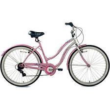 """26"""" Susan G. Komen Multi-Speed Women's Cruiser Bike"""