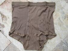 US Army Lettres Tiroirs Boxer 42 Vintage Sous-vêtements Culotte WW2 WK2 Heritage