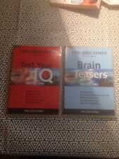 PC CD-ROM The Times Test you IQ & Brain Teasers