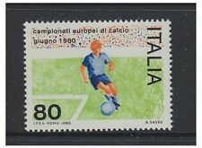 Football Single Italian Stamps
