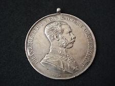 Austria - Hungary, Bravery Medal, Der Tapferkeit, silver, I class, 40 mm