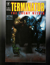 Terminator: The Enemy Within #1-4 Dark Horse Comics Complete Miniseries 1992 (2)