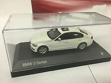 2014 BMW 3 Series  (F30) -  Alpine White - 1/43
