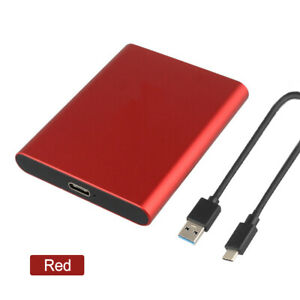 SSD 2.5 2000 GB 2TB USB 3.0 20. Solid State Drive Portable Mobile Hard Drive