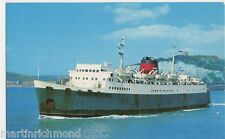 Ferry Dover Old Shipping Postcard, B541
