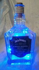 bottiglia luminosa decorativa whisky Jack Daniel's