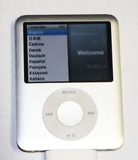 Apple iPod Nano 3rd Gen 4gb Silver Pa978Ll A1236 - As-Is / Parts (Won't Charge)