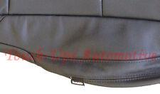 2010 2011 2012 2013 2014 2015 Chevrolet Camaro Coupe KATZKIN Black Leather Seat