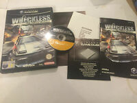 NINTENDO GAMECUBE GAME CUBE VIDEOGAME WRECKLESS THE YAKUZA MISSIONS COMPLETE PAL