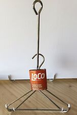 "New Loco Cookers Turkey Stand & Lifting Hook. 14"" Tall and 9"" Wide."