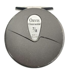 Orvis Clearwater 7/8 Reel Made In England