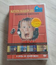 Kevin - Allein Zu Haus - Sammler-Edition - 4 DVDs Neu/Ovp in Folie