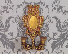 1:12 Scale Cherub Wall Sconce  Dolls House Miniature