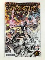 War Of The Realms #1 (Marvel 2019) Art Adams Premiere Variant