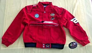 Chase Authentics JH Design Dale Earnhardt Jr Canvas Jacket Youth XL NEW NWT