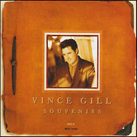 VINCE GILL - SOUVENIRS CD ~ 80's 90's COUNTRY GREATEST HITS / BEST OF *NEW*