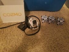 Anki Cozmo Robot Toy (Powers on, no further testing)