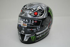 Original HJC R-Pha 10 plus Speed Machine mc5 motocicleta Casco Helmet casco talla m