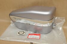 New Honda 2000 Rebel CMX250 C Right Silver Side Cover Panel with Emblem Assembly