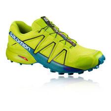 Scarpe sportive giallo resistente all'acqua