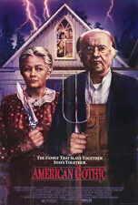 AMERICAN GOTHIC Movie POSTER 27x40 Rod Steiger Yvonne De Carlo Michael J.