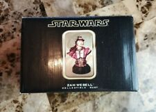 Zam Wesell Collectible Bust /2500 STAR WARS Gentle Giant MIB