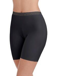 Radiant Vanity Fair Women's Invisible Edge Smoothing Slip Short Black 5,6,8,9,10