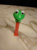 Kermit the Frog Pez Dispenser, Made in Hungary