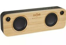 NEW House of Marley Get Together BT - Bluetooth Portable Audio System JA006B-SBA
