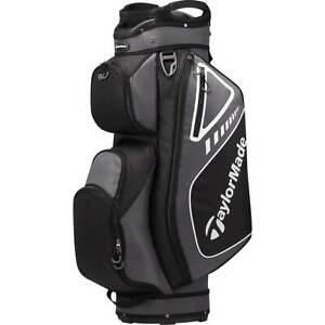 NEW TaylorMade Select Cart Bag - Grey/Black - Drummond Golf