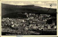 Braunlage Niedersachsen Oberharz Harz AK 1933 Hüttenberg Panorama Gesamtansicht