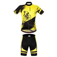 Maglia da ciclismo estiva manica corta da uomo per bici da corsa Runnning M