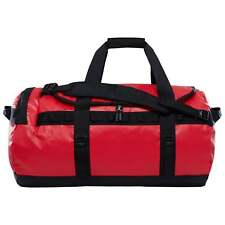 The North Face Base Camp Duffel Medium Travel Bag - Red
