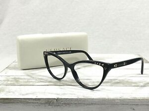 Versace Mod 3191 GB1 Womens Cat Eye Rx Eyeglasses Black 54▯16-140