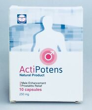 2 X Actipotens male Enhancement