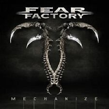 FEAR FACTORY - Mechanize [Ltd.Edit.] DIGI CD